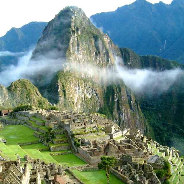 Vue sur le Machu Picchu voyage Perou