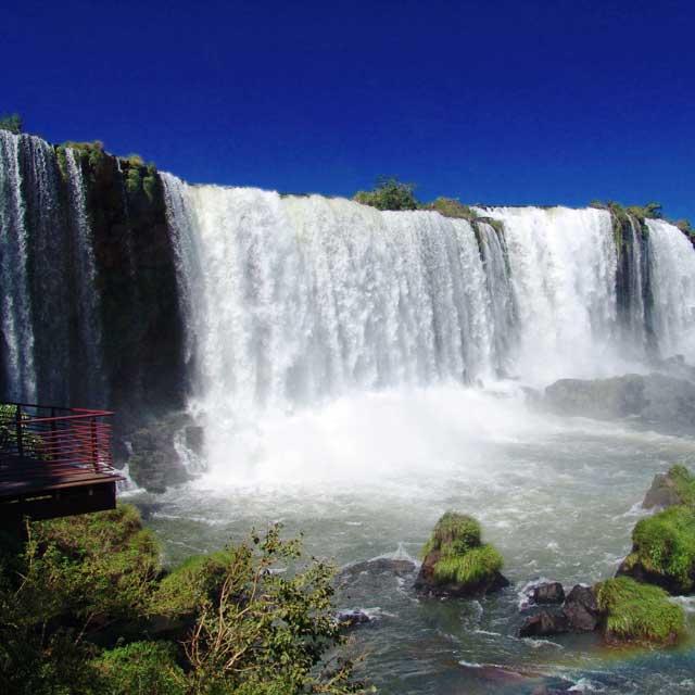 chutes d' Iguazu voyage en Argentine Brésil