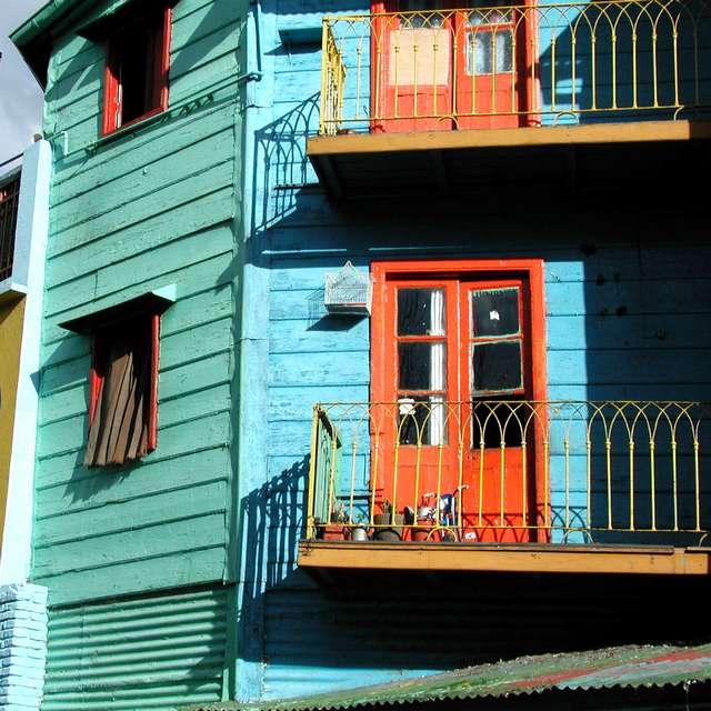Voyage en Patagonie- Buenos Aires