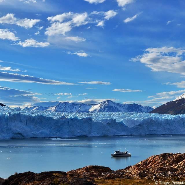 Voyage en Argentine - Perito Moreno