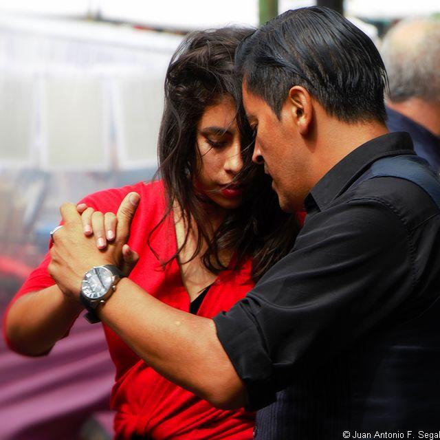 Voyage en Argentine - Tango
