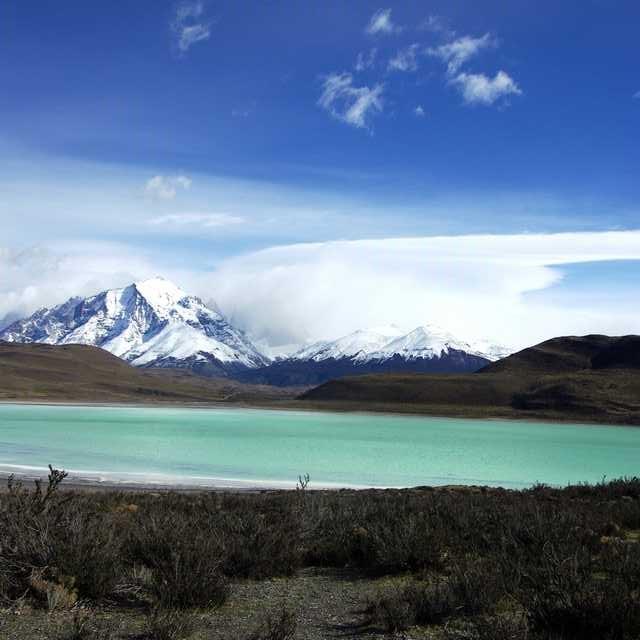 Voyage au Chili - Laguna Amarga, Torres del Paine