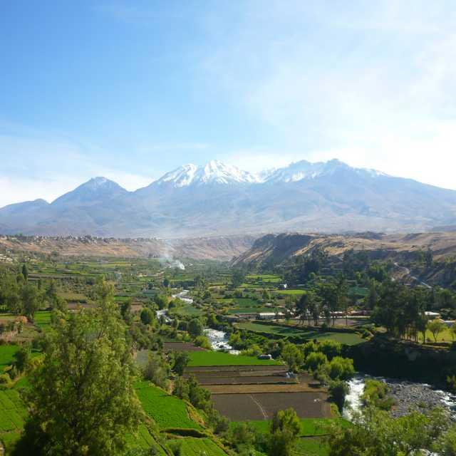 Voyage au Pérou - Arequipa