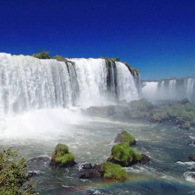 Voyage au Brésil chutes d'iguacu