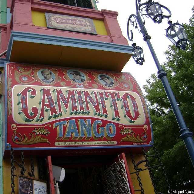Séjour en Argentine - El Caminito, Buenos Aires