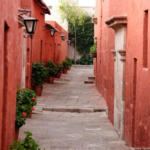 Arequipa, Couvent de Santa Catalina