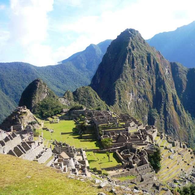 Voyage Amérique Latine - Machu Picchu