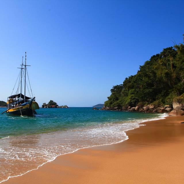 Voyage au Brésil paraty