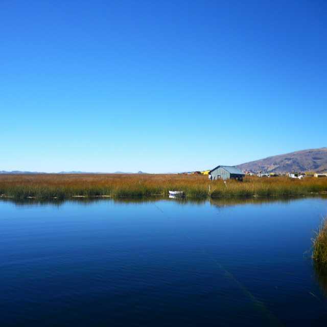 Voyage au Pérou - Lac Titicaca