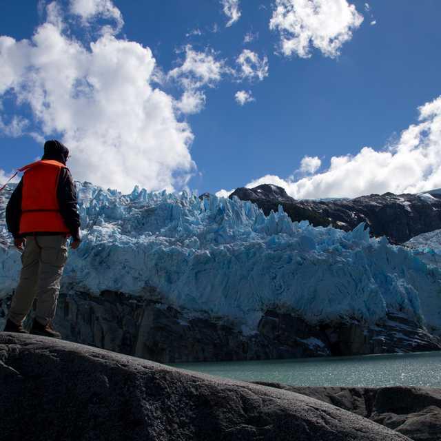 Voyage au Chili - Glacier