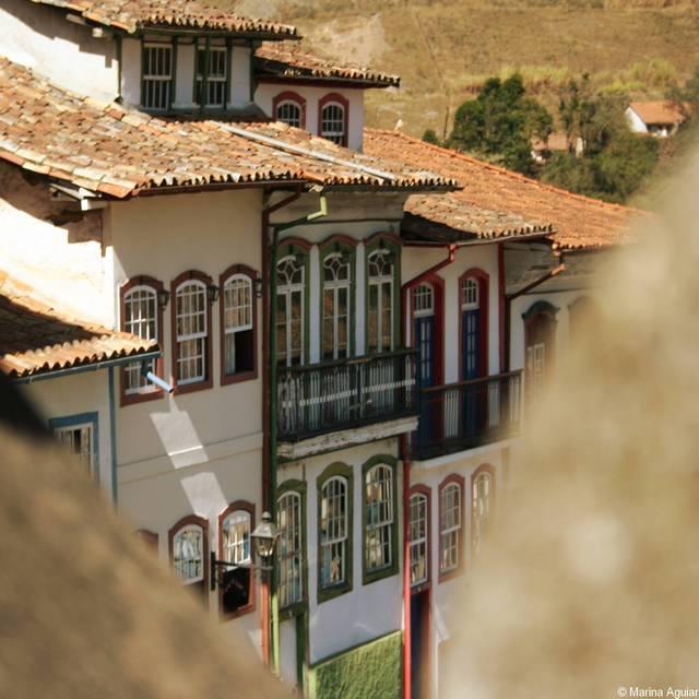 Voyage au Brésil, Ouro Preto
