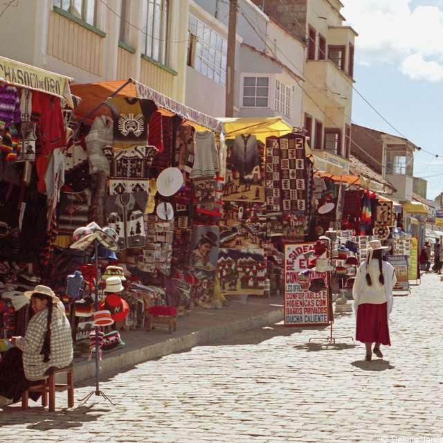 Voyage Amérique Latine - Puno