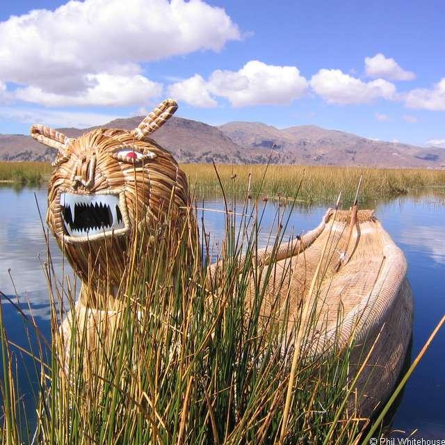 Voyage Amérique Latine - Lac Titicaca