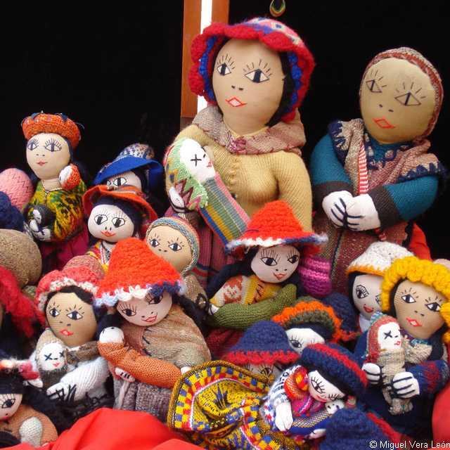 Voyage au Pérou - Artisanat péruvien