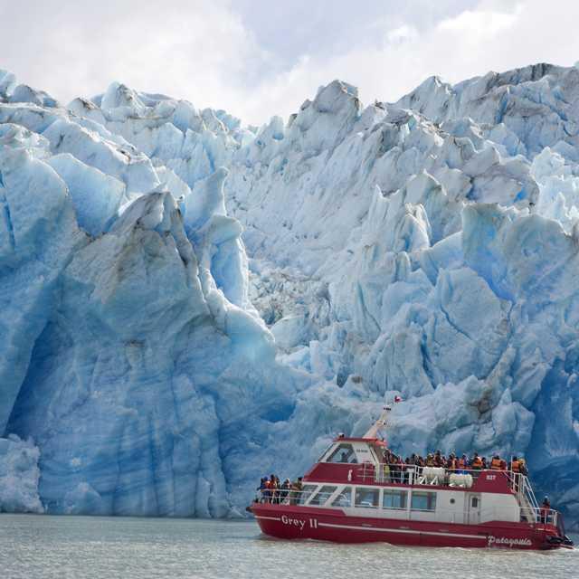 Voyage au Chili - Navigation
