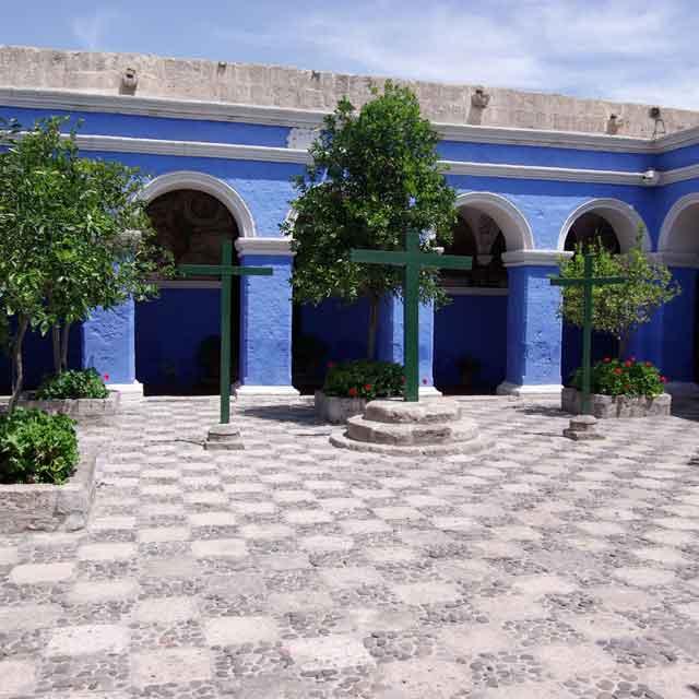 Couvent Arequipa, Pérou
