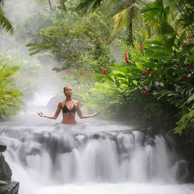 Voyage en groupe au Costa Rica - Spa