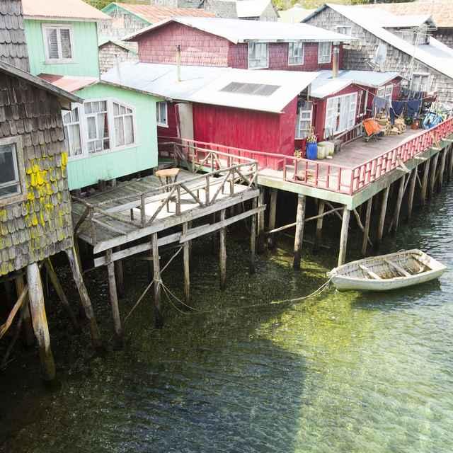 Hôtel Chili - île de Chiloe