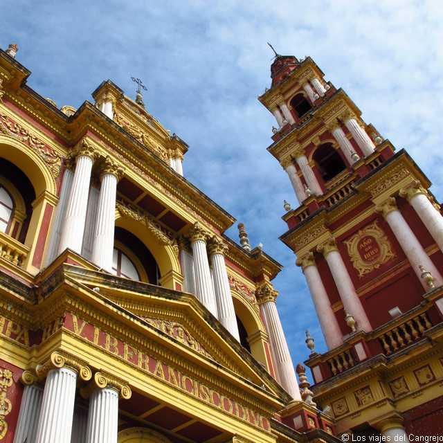 Autotour Argentine - Salta