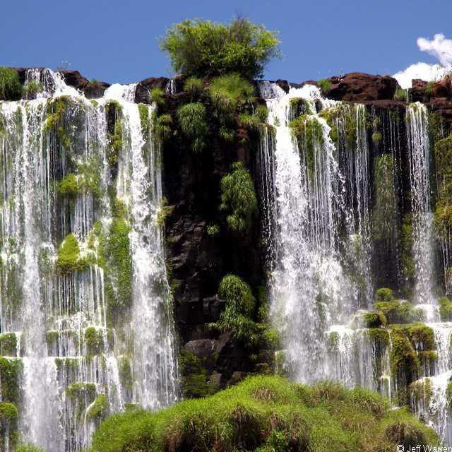 Voyage en Argentine - Chutes d'Iguazu