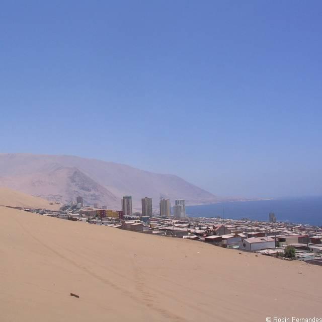 Voyage au Chili - Iquique - Autotour au Chili