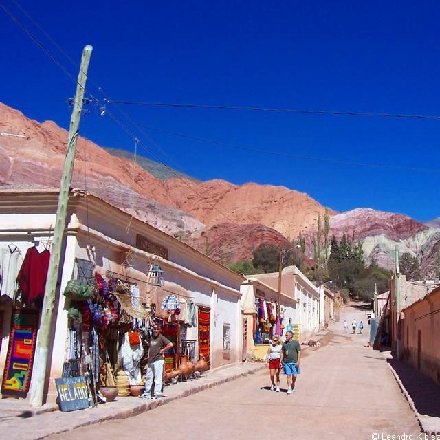Autotour Argentine - Jujuy