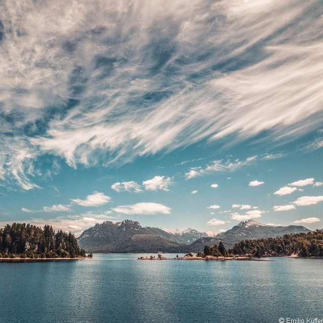 Autotour en Argentine - Lac Nahuel Huapi