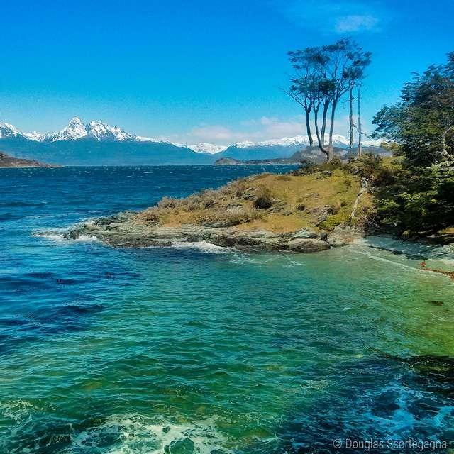 Séjour argentine - Ushuaïa, lac