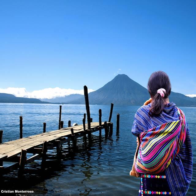 Voyage au Guatemala - Lac Atitlán