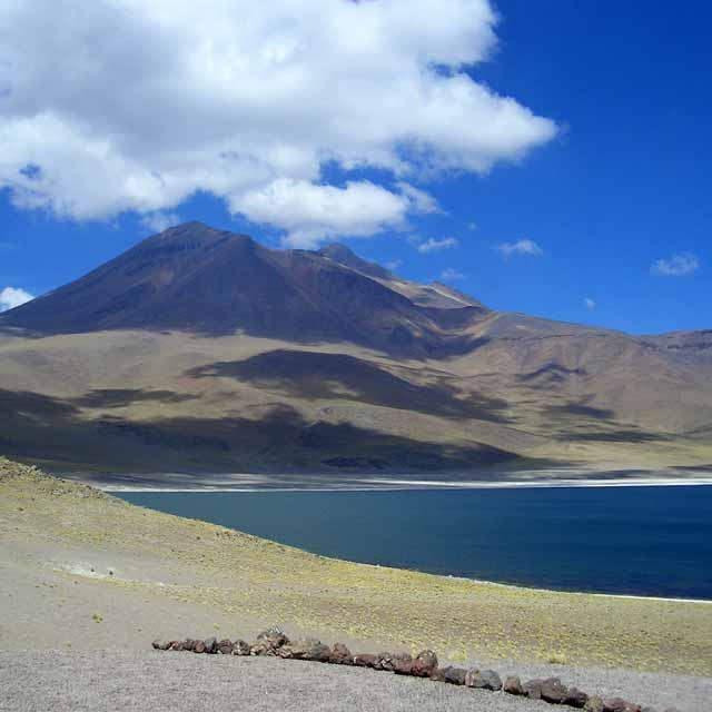 Lagunes Altiplaniques Chili