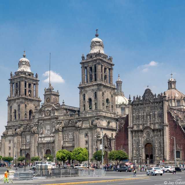 Voyage au Mexique - Mexico - Circuit au Mexique