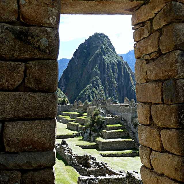 Machu Picchu - Escale Cuzco et Machu Picchu
