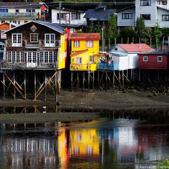 Voyage au Chili - Palafitos