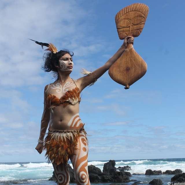 Séjour île de Pâques - Maori