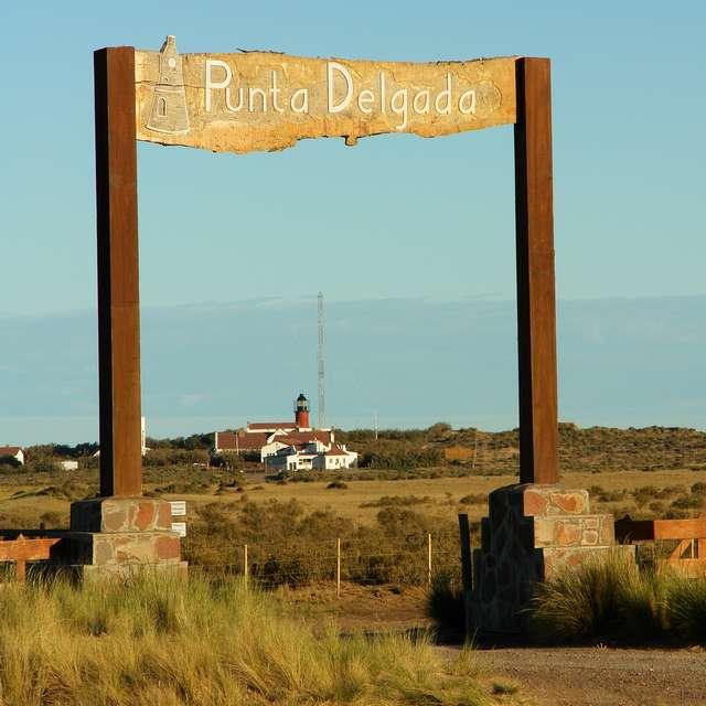 Autotour en Patagonie - Punta Delgada