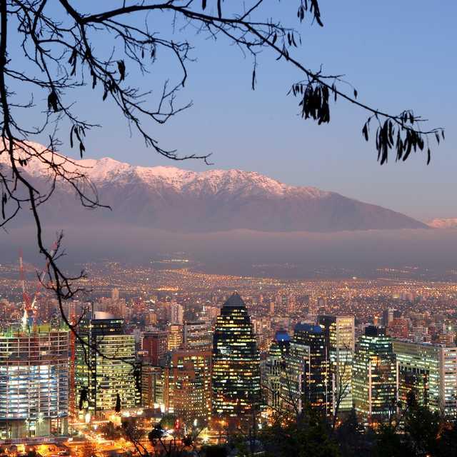 Voyage au Chili - Santiago - Autotour au Chili