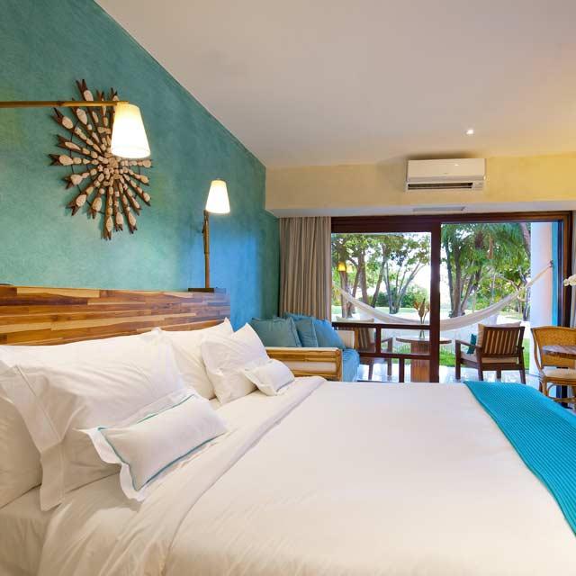 Hôtel Brésil - Chambre Premium au Tivoli Hotel and Resort, Voyage au Brésil