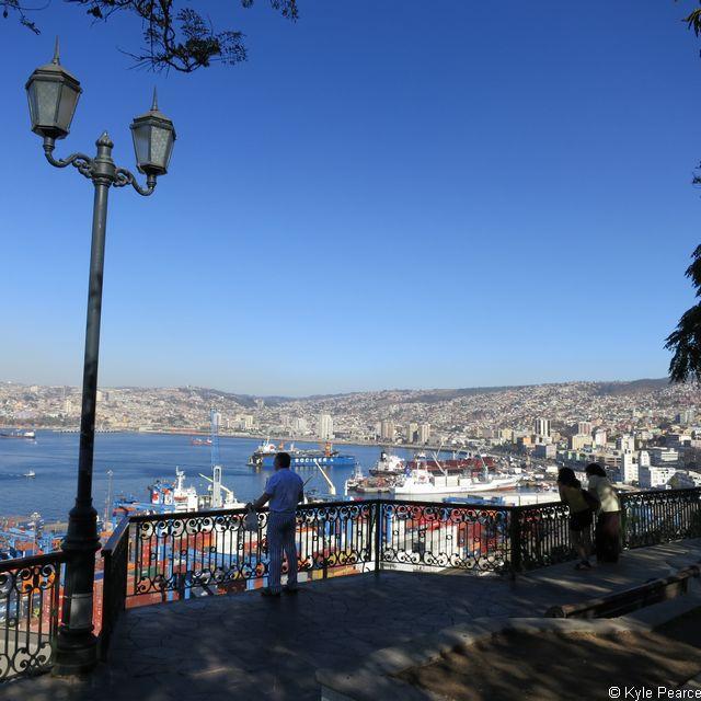 Voyage au Chili - Valparaiso - Autotour au Chili
