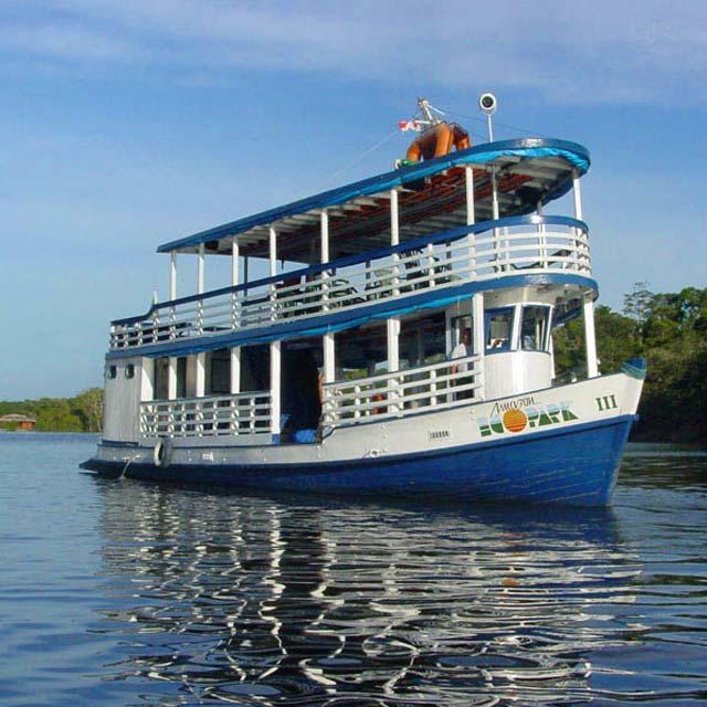 Bateau Amazon Eco Park Lodge Brésil, Voyage au Brésil
