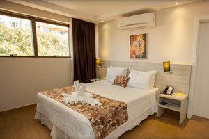 hotel standard pas cher brésil chambre double best western