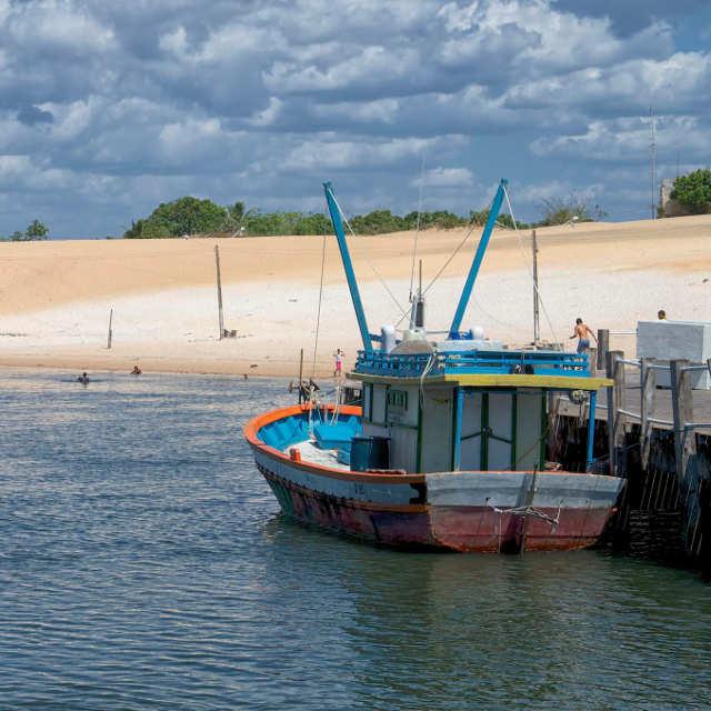Barreirinhas, Voyage au Brésil