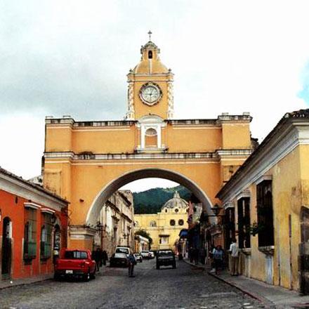 semaine sainte au Guatemala