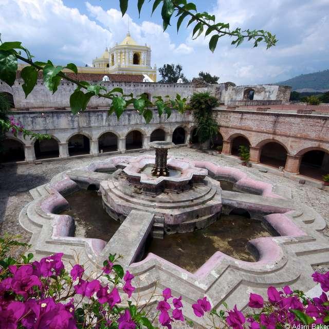 Voyage au Mexique - Guatemala, Antigua