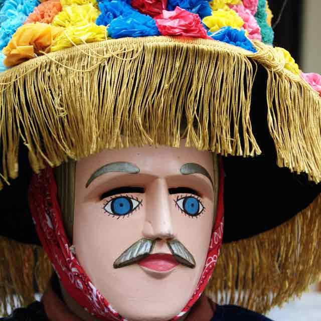 Costume traditionnel, Voyage au Nicaragua