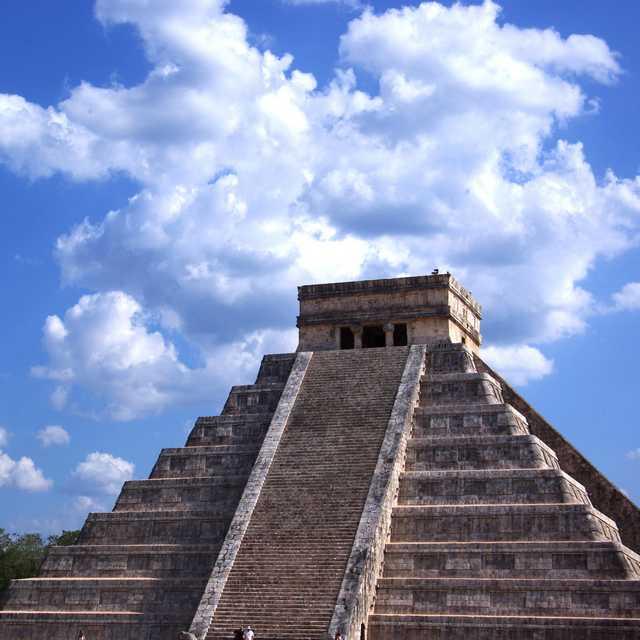 Voyage au Mexique - Chichén Itzá