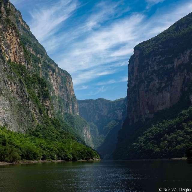 Voyage au Mexique - Canyon Del Sumidero