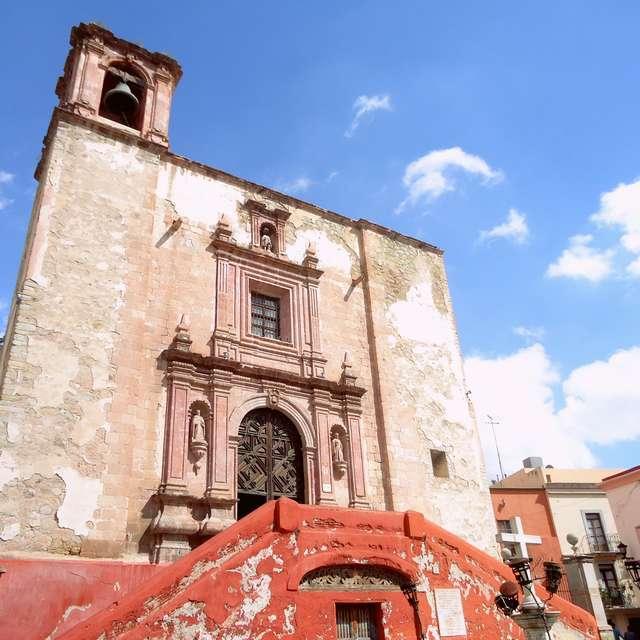 Voyage au Mexique - Guanajuato