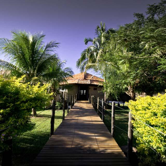 Ecolodge Caiman, Voyage au Brésil