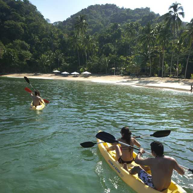 Séjour au Mexique - Majahuitas