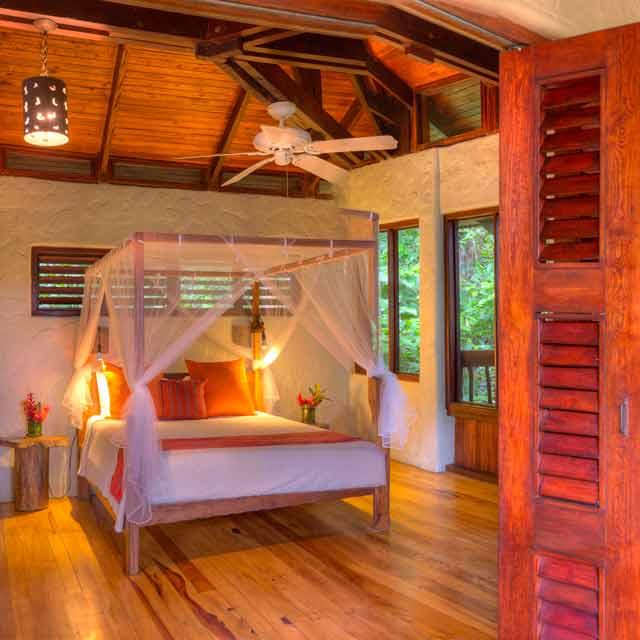chambre Nicuesa Lodge